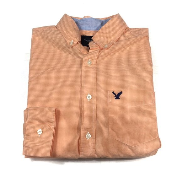 BF556 American Eagle Classic Fit Shirt S